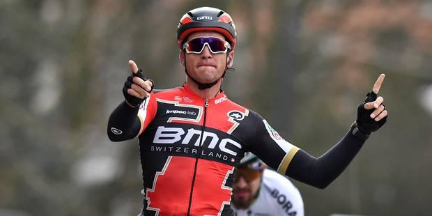 Van Avermaet remporte son premier Paris-Roubaix et prend le relais de Tom Boonen - La Libre