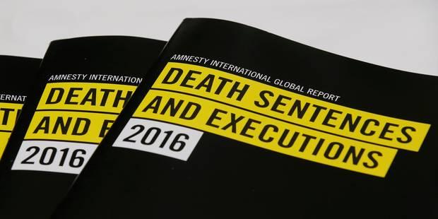 La Chine a de nouveau exécuté plus de condamnés à mort que tous les autres pays réunis en 2016 - La Libre