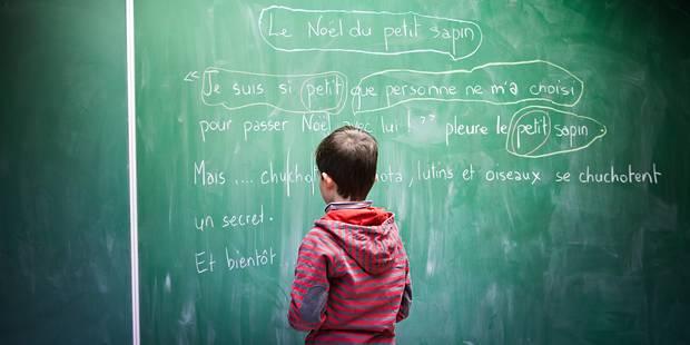 Les écoliers perdent peu à peu la maitrise de l'écriture manuscrite: A qui la faute? - La Libre