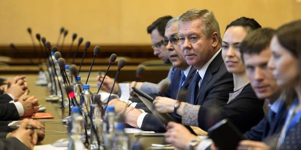 """Attaque chimique en Syrie: le projet de résolution à l'ONU """"inacceptable"""" selon la Russie - La Libre"""