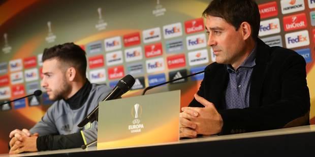 """Weiler: """"Mourinho et moi ne sommes pas importants"""" - La Libre"""
