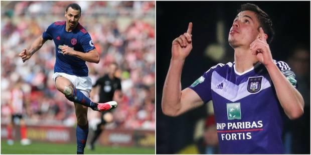 """Dendoncker: """"Zlatan a deux pieds comme nous"""" - La Libre"""