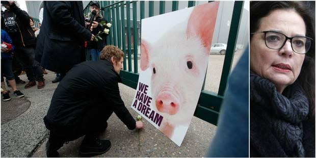"""Etourdissement des animaux: """"Je suis profondément choquée"""", répond Defraigne à la communauté juive - La Libre"""