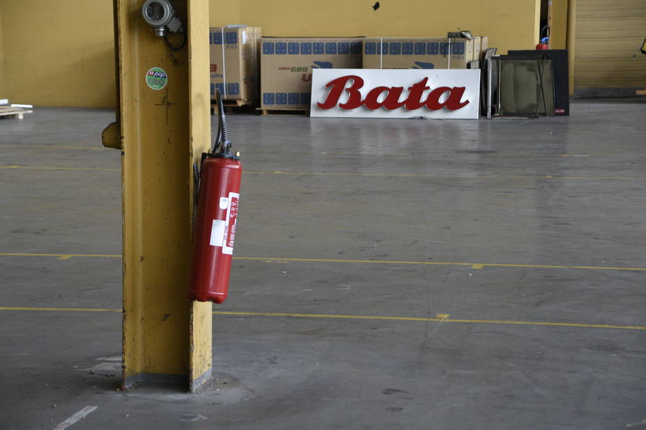 L'usine a fermé en 2001