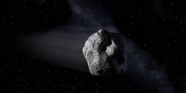 Un astéroïde a frôlé la Terre ce mercredi : le scénario hollywoodien de la Nasa pour dévier ces rochers volants (PHOTOS ...