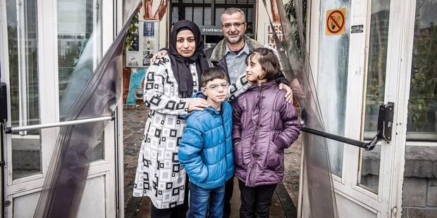 En 2016, la demande de regroupement familial a augmenté de 75 % (RENCONTRE) - La Libre