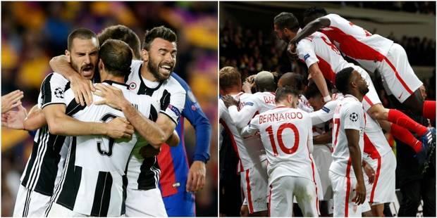C1: Pas de remontada pour le Barca (0-0), Monaco continue sur sa lancée et file en demies (3-1) - La Libre