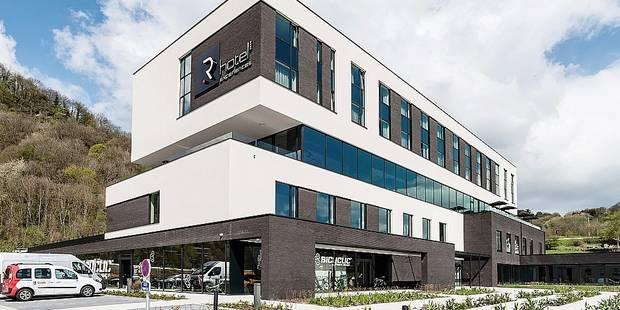 Au pied de La Redoute, le R-hotel séduit - La Libre