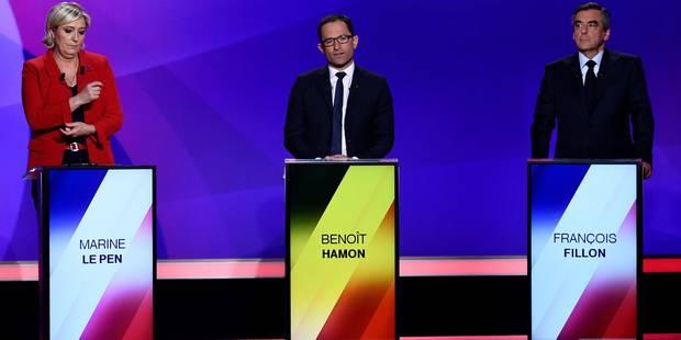 Une soirée électorale marquée par des événements en direct sur les Champs-Elysées (VIDEO) - La Libre