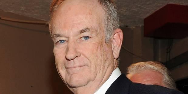 Bill O'Reilly, ancien présentateur vedette de Fox News - La Libre