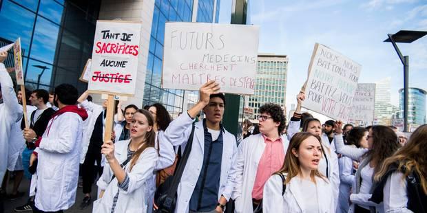 La situation déplorable des étudiants en médecine (OPINION) - La Libre