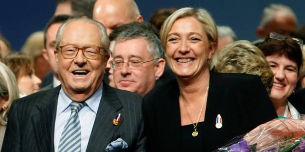 L'ascension du Front National : de Jean-Marie à Marine Le Pen, jusqu'où iront-ils ? - La Libre