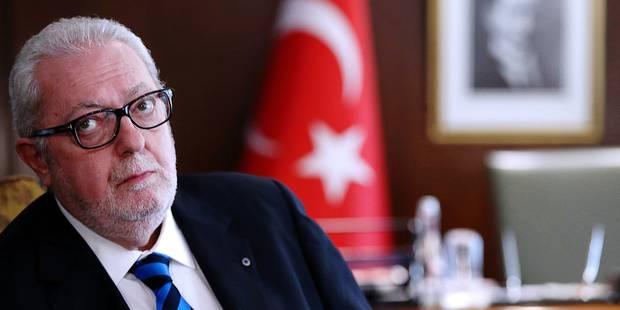 Suite à sa rencontre tant décriée avec Assad, le président du Conseil de l'Europe doit s'expliquer - La Libre