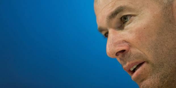 """Présidentielle française: Zinédine Zidane appelle à """"éviter"""" le Front national - La Libre"""