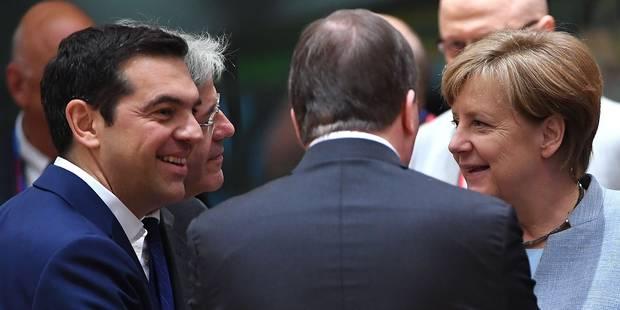 Les dirigeants des 27 approuvent leurs orientations de négociation sur le Brexit - La Libre