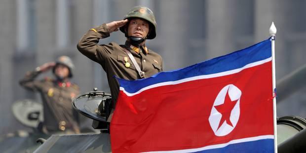 Tir de missile: Paris appelle la Corée du Nord à démanteler son arsenal - La Libre