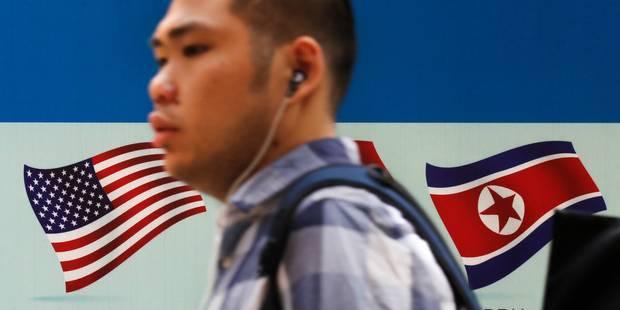 Corée du Nord: Quelles options étudient les Etats-Unis à l'ONU? - La Libre