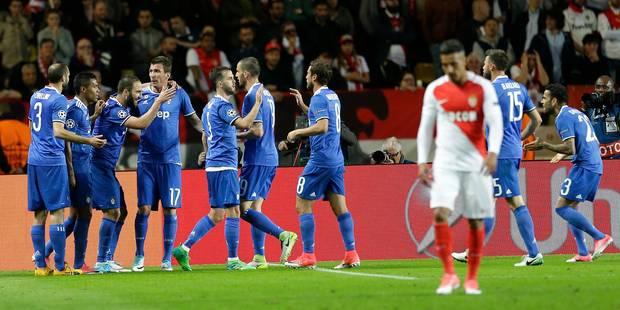 La Juventus s'impose à Monaco et se rapproche de la finale (0-2) - La Libre