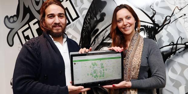Bruxelles: Une application pour mieux localiser les défibrillateurs - La Libre