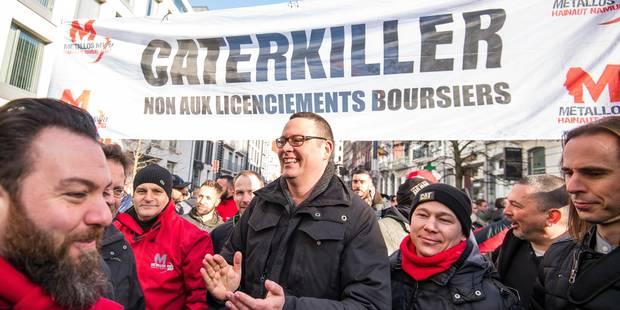Le PTB, l'enfant naturel du Parti communiste belge? - La Libre