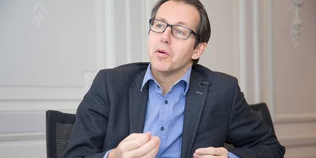 5.000 euros par mois: Jean-Michel Javaux réagit - La Libre