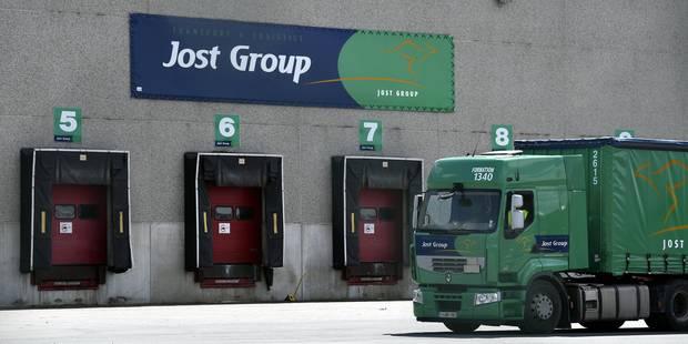 Perquisitions à Jost : les détentions sont confirmées - La Libre
