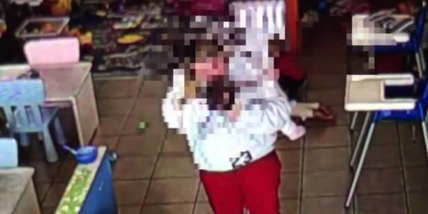 Ecchymoses sur les jambes et la mâchoire d'une fillette: enquête contre une puéricultrice d'une crèche d'Anvers - La Lib...