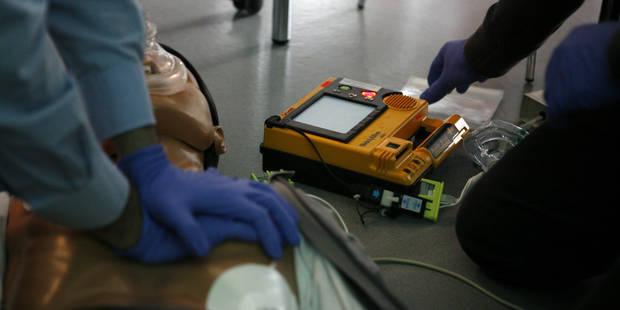 Chaque jour, en Belgique, environ 28 personnes succombent à un arrêt cardiaque - La Libre