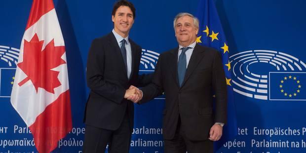Les Etats membres ont un mot à dire sur les accords commerciaux passés par l'Union - La Libre