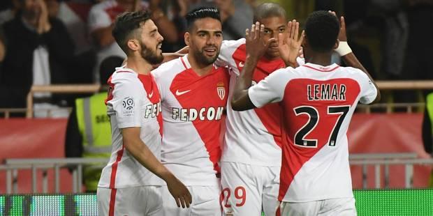 Monaco termine en beauté et décroche son 8e titre de champion de France (2-0) - La Libre