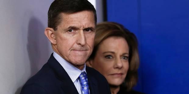 La Maison Blanche savait qu'une enquête visait Flynn - La Libre