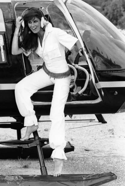 Caroline Munro, James Bond Girl de