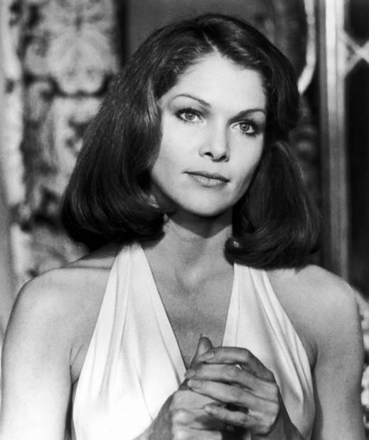 Lois Chiles en 1979 pour Moonraker