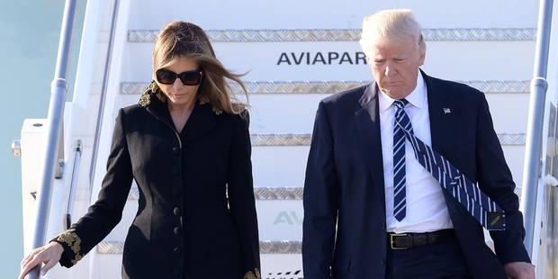 Donald Trump débarque à Bruxelles ce mercredi: quels sont les endroits à éviter? (CARTE) - La Libre