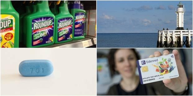 Glyphosate, éco-chèques, médicaments, ... Tout ce qui change le 1er juin - La Libre