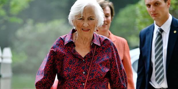 Le retour de la reine Paola - La Libre