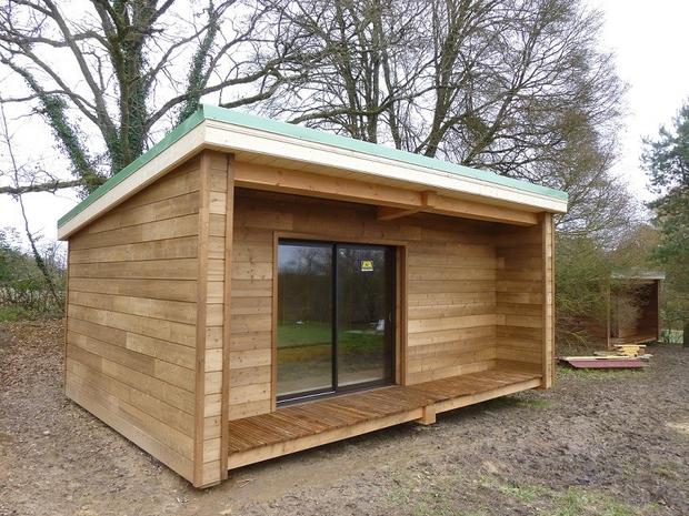 maison sans permis de construire cheap abri de jardin metal m petit hangar bois maison email. Black Bedroom Furniture Sets. Home Design Ideas