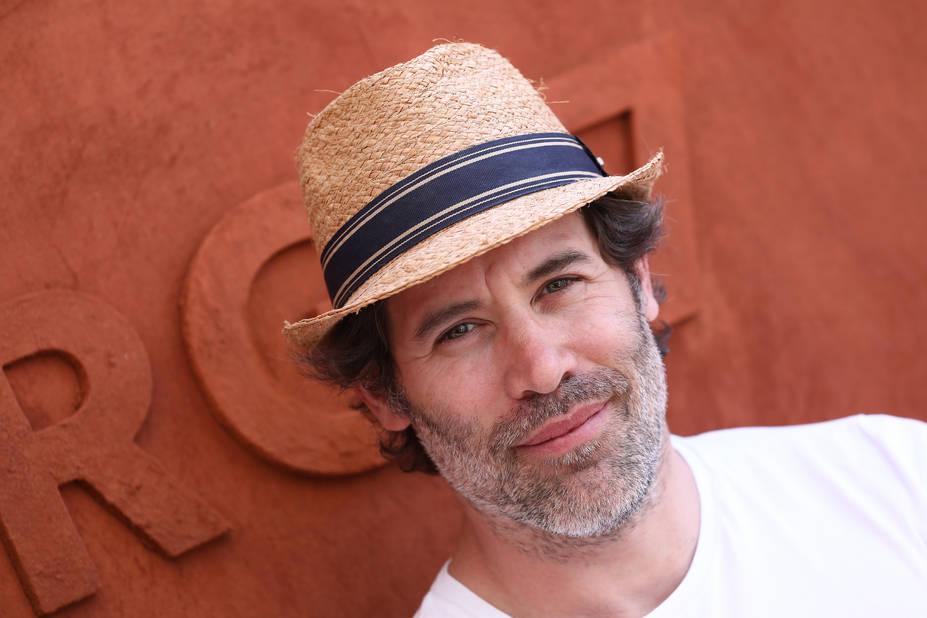 L'acteur et réalisateur français Jalil Lespert