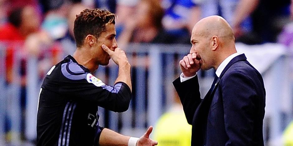 Ronaldo programmé pour la Ligue des Champions - La Libre