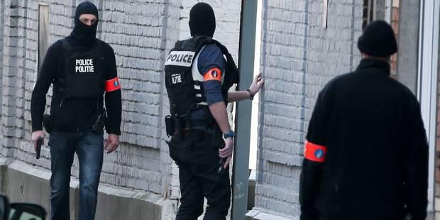 Attentats de Bruxelles: 14 perquisitions ce mardi - La Libre