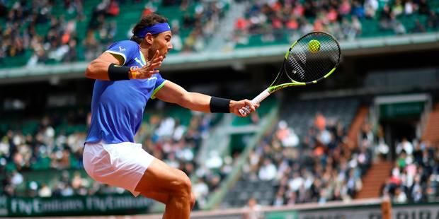 Roland Garros: Nadal et Wawrinka en demi-finales, Thiem surclasse Djokovic ! (VIDEOS) - La Libre