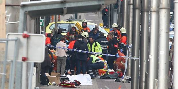 Attentats à Bruxelles: des dysfonctionnements qui ont empêché de démanteler à temps le réseau terroriste - La Libre