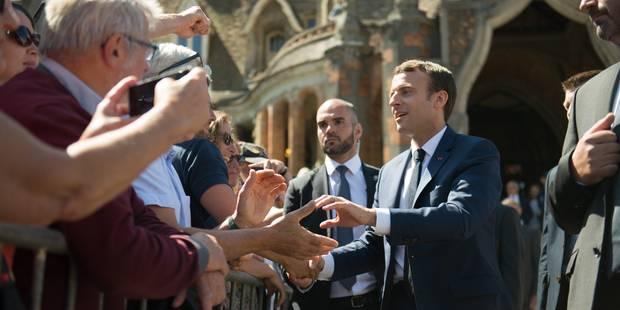 Législatives françaises: la vague Macron a bien déferlé - La Libre