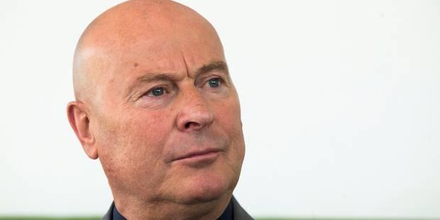 """D'Onofrio reprend du service dans le football belge: """"Il y a des similitudes entre l'Antwerp et le Standard"""" - La Libre"""
