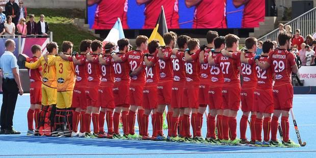 World League hockey: Shane McLeod sélectionne 18 Red Lions - La Libre