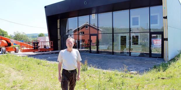 Un nouveau musée sur la guerre à Grandmenil - La Libre