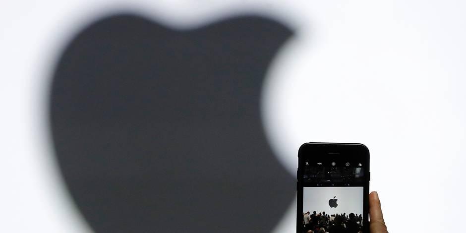 Revue boursière: Apple et les valeurs technos sortent des portefeuilles - La Libre
