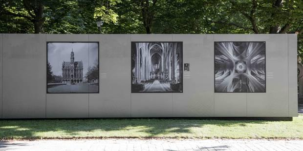 L'occupant avait photographié notre patrimoine: Une expo gratuite dans le parc de Bruxelles - La Libre