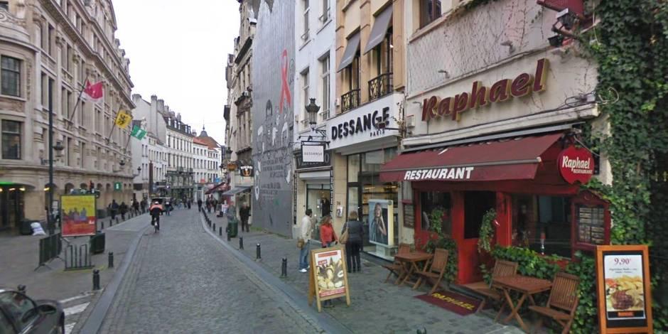 Quatre arrestations en lien avec l'attentat manqué — Bruxelles