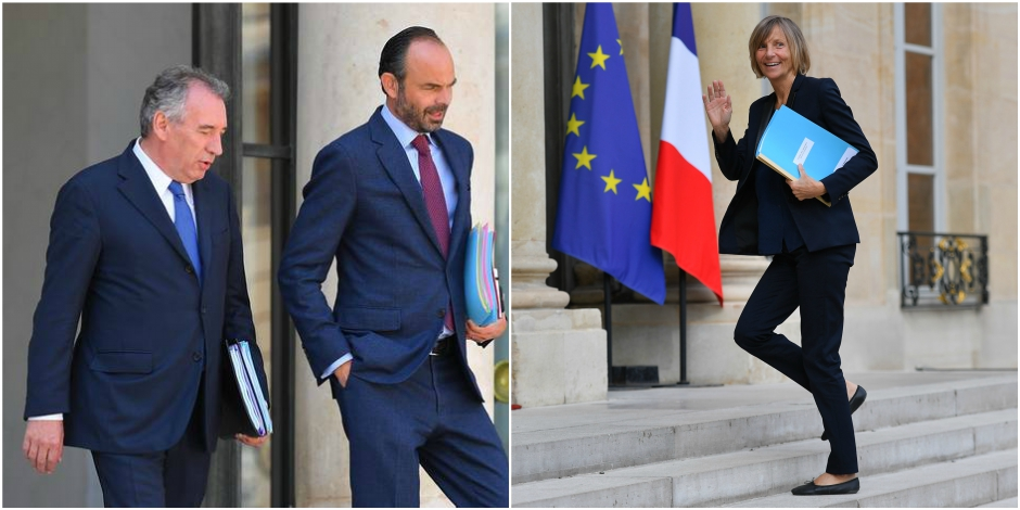 Vers un gouvernement Edouard Philippe II — France